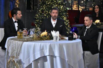 Κωνσταντίνος Αργυρός: Πρωτοχρονιάτικο ρεβεγιόν στην εκπομπή «Στην Υγειά Μας Ρε Παιδιά»