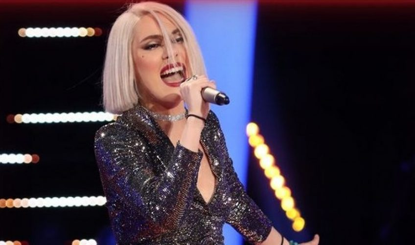 The Voice Τελικός: Μεγάλη νικήτρια η Ιωάννα Γεωργακοπούλου!
