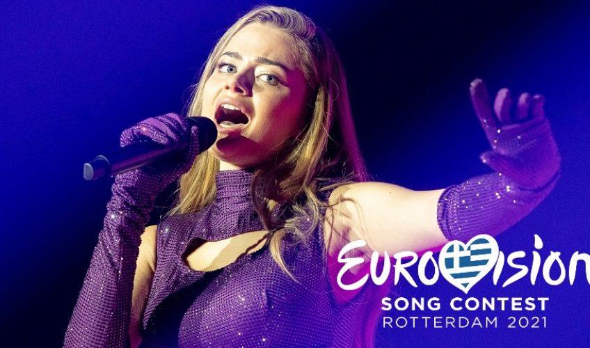 Eurovision 2021: Στον τελικό η Ελλάδα, με τη Στεφανία και το «Last Dance»!