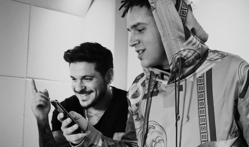 Stan Αντιπαριώτης & iLLEOo : Μαζί στο studio σ' ένα ντουέτο «Για Δυό»
